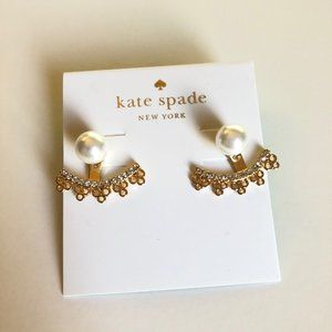 Chantilly Gold-plated Multi Charm Ear Jacket